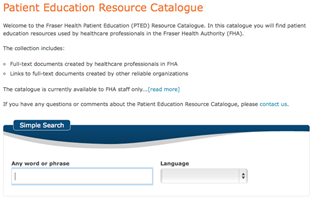 Physicians - Clinical Resources